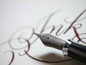 Stainless Steel Pen Nib